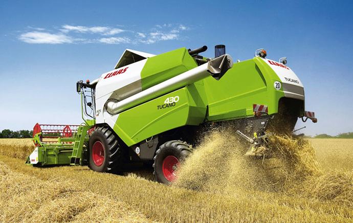 трактор для сельскохозяйственных работ