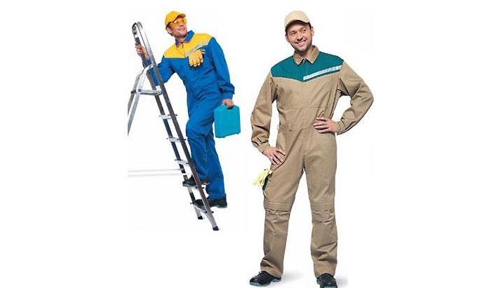 Рабочая одежда: практичность и безопасность