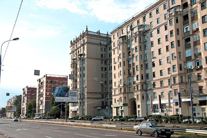 Обследование зданий жилого фонда