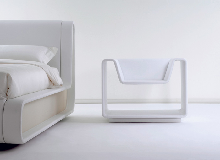 Кресло Loop, дизайнер Ilaria Marelli, Axil