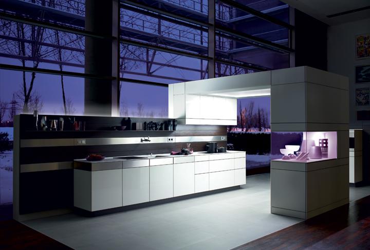 Кухня +ARTESIO, дизайнер Hadi Teherani, POGGENPOHL
