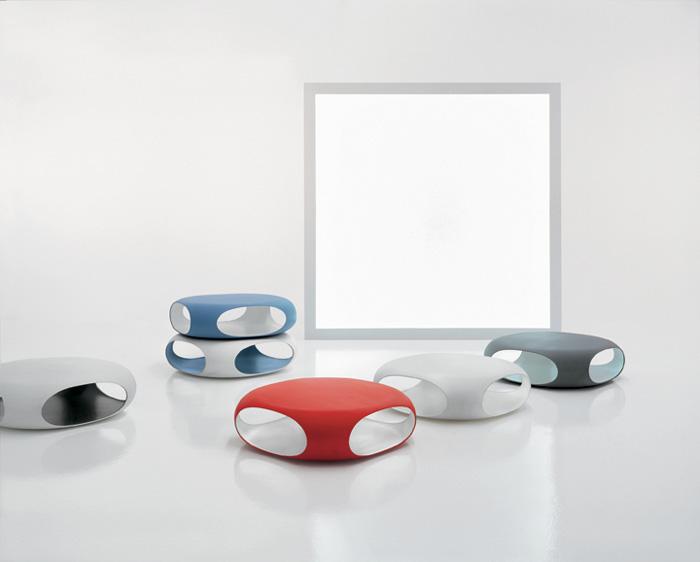 Журнальные столики Pebble, дизайнер Matthias Demacker, Bonalbo
