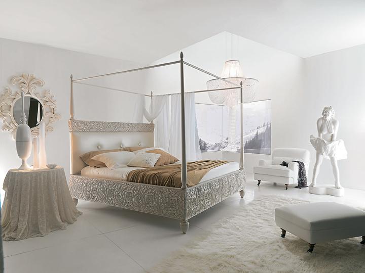 Кровать REBECCA, BIZZOTTO