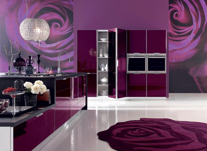 Кухня BRILLANT, дизайн: Adriani&Rossi Edizioni, STOSA