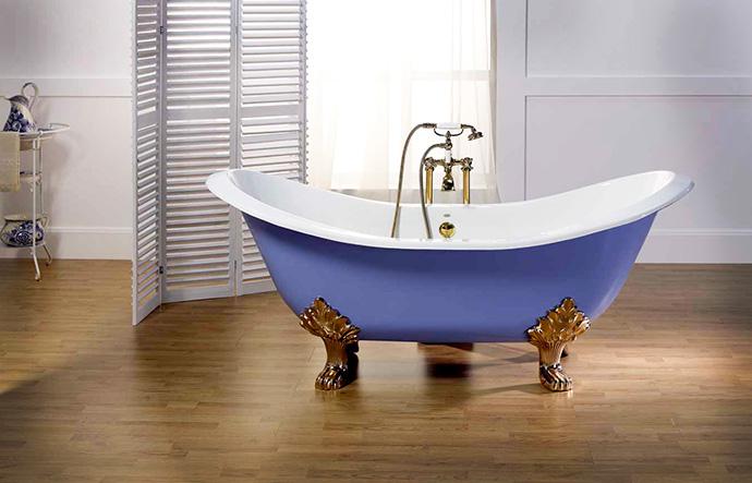 Чугунные ванны. реставрация ванн