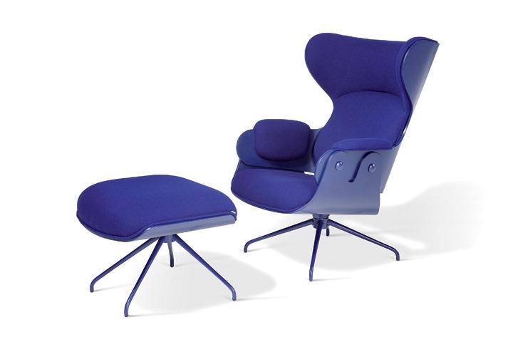 Кресло ALOUNGER, коллекция Showtime, дизайнер Jaime Hayon, BD BARCELONA DESIGN