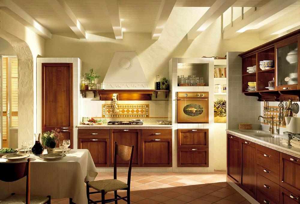 Интерьер кухни. Кухни фото