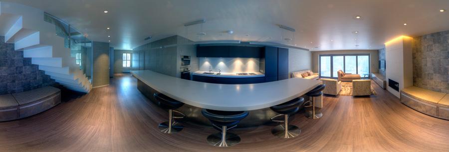 Зеркальные натяжные потолки - изюминка вашего интерьера