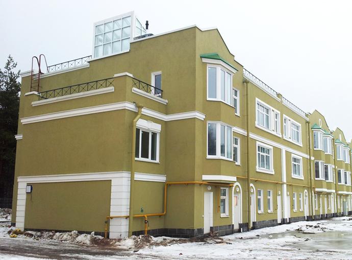 Bagatelle - это малоэтажный жилой комплекс