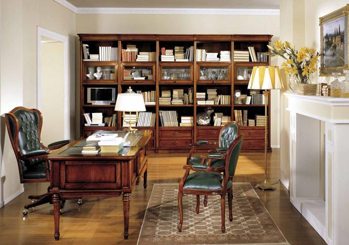 Интерьер кабинета в доме фото. Кабинет в доме фото