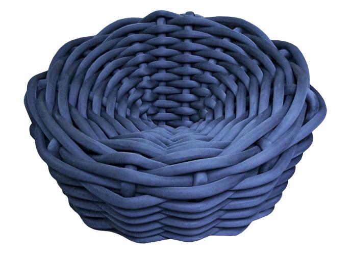 Плетеное кресло. Дизайнерская мебель