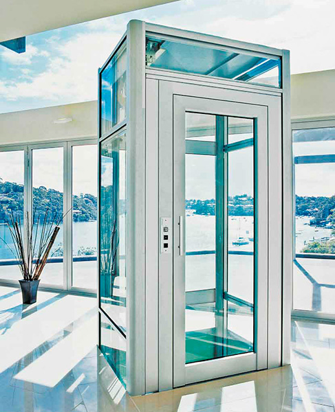 Коттеджный лифт. Лифт на даче. Лифт в загородном доме