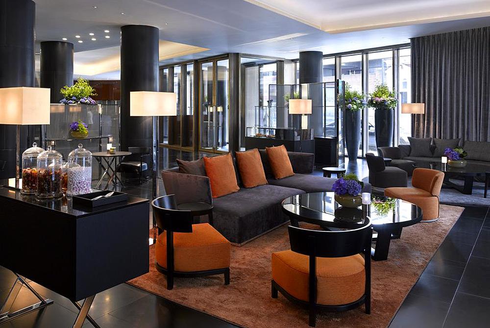 Отель Bulgari Hotel & Residences в Лондоне