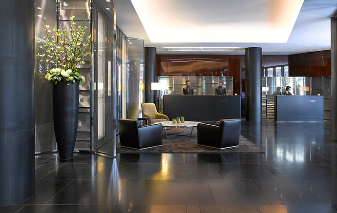 Отель Bulgari в Лондоне