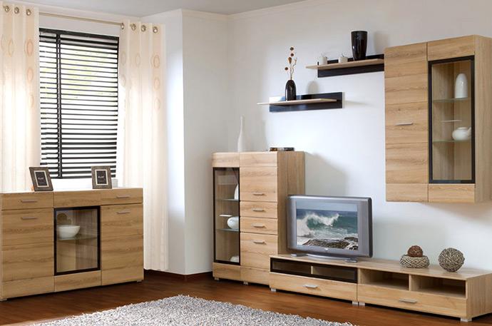 Корпусная мебель Воронеж. Мебель для гостиной