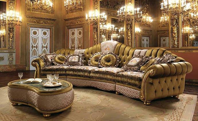 Мягкая мебель из Италии