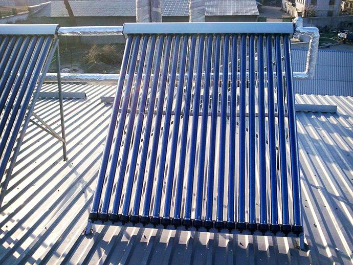Солнечные воздушные коллекторы для отопления