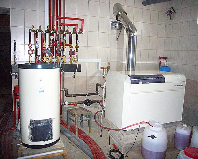 Теплоносители в системе отопления