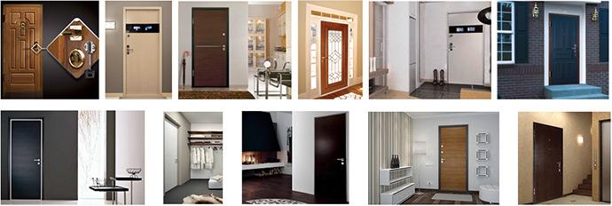 Входные двери для квартиры фото