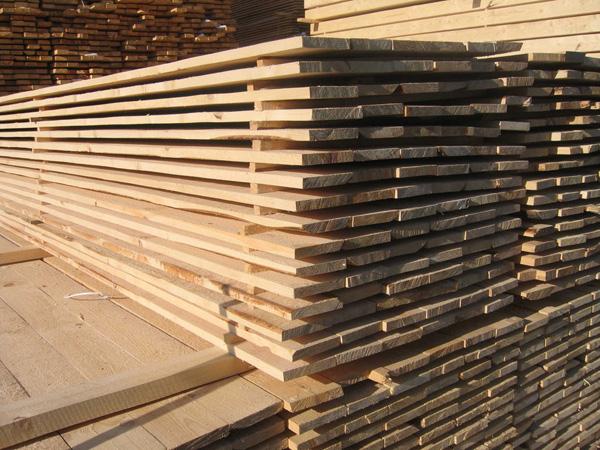 Обработка древесины предназначенной для строительства бани