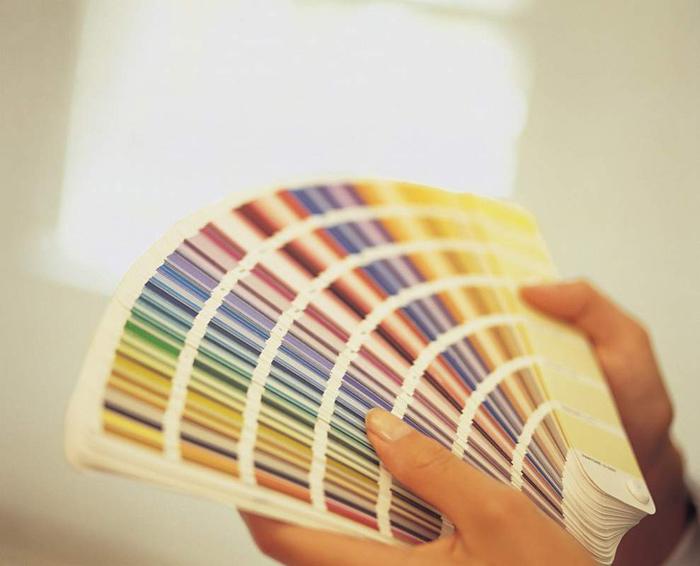 Фасадные краски: разнообразие расцветок