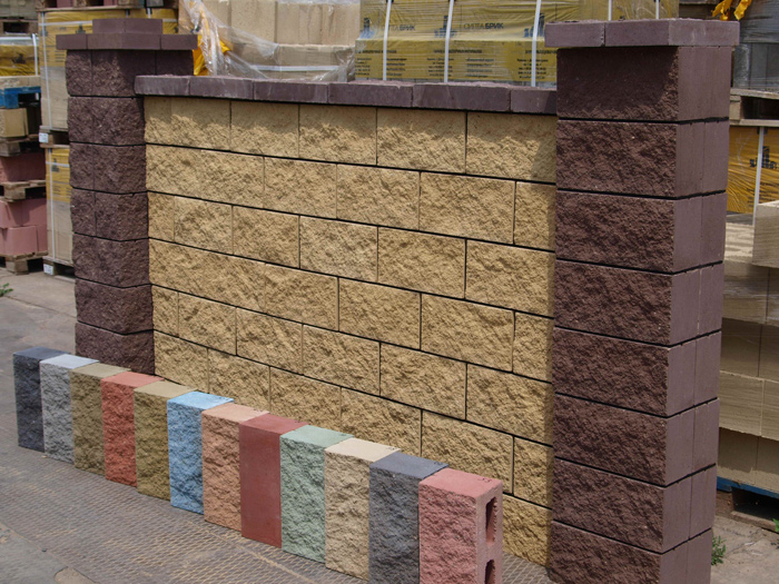 Керамический кирпич для облицовки фасадов