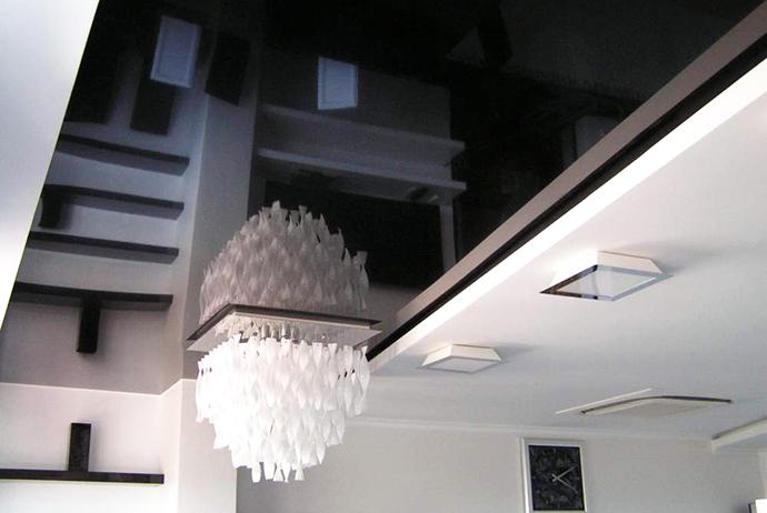 Черутти потолки. Натяжные потолки Cerutti. Итальянские натяжные потолки