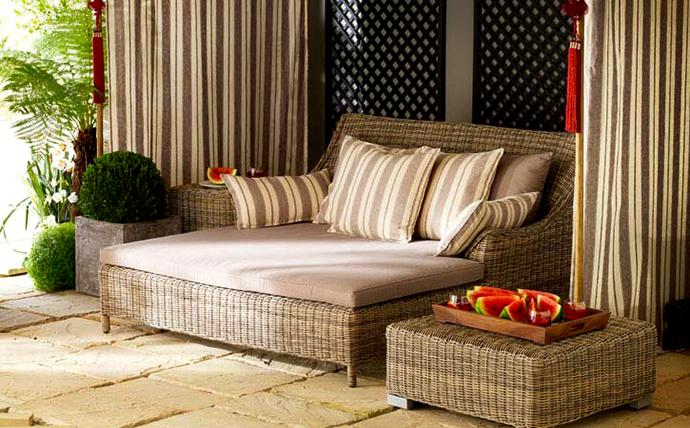 Плетеная мебель из лозы. Мебель для дачи, плетеная мебель для улицы