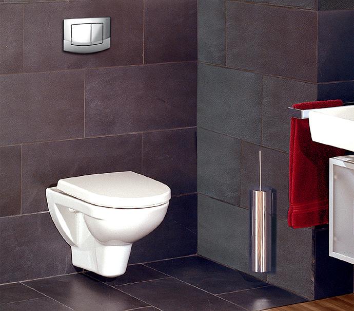Подвесной унитаз в ванной фото.