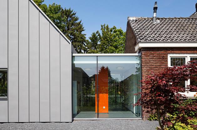 Дизайн проект: стоматологическая клиника на лоне природы (Нидерланды)