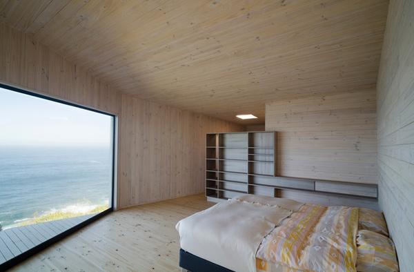 Обзоры интерьеров: автономный дом на живописном берегу Тихого океана