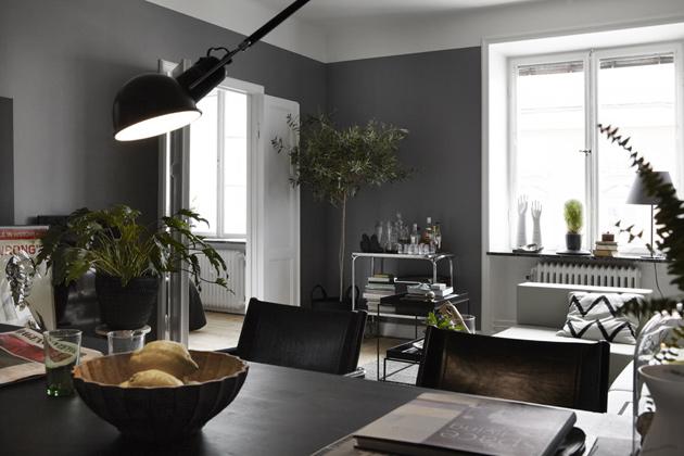 фото обзор интерьера в скандинавском стиле