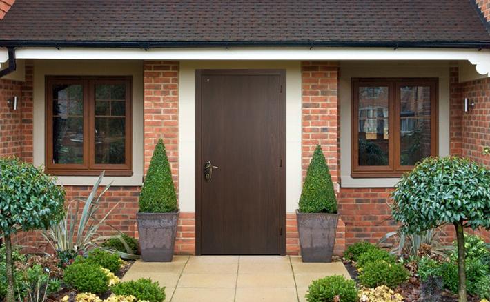 Классы устойчивости входных дверей к взлому