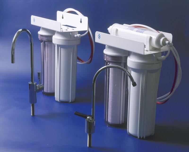 Разновидности фильтров для воды, их достоинства и недостатки