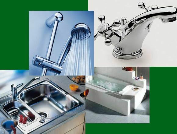Замена труб и сантехники в ванной комнате