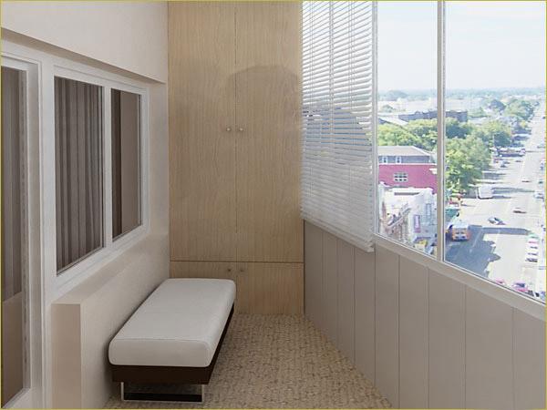 Как заменить пол на балконе и что для этого нужно