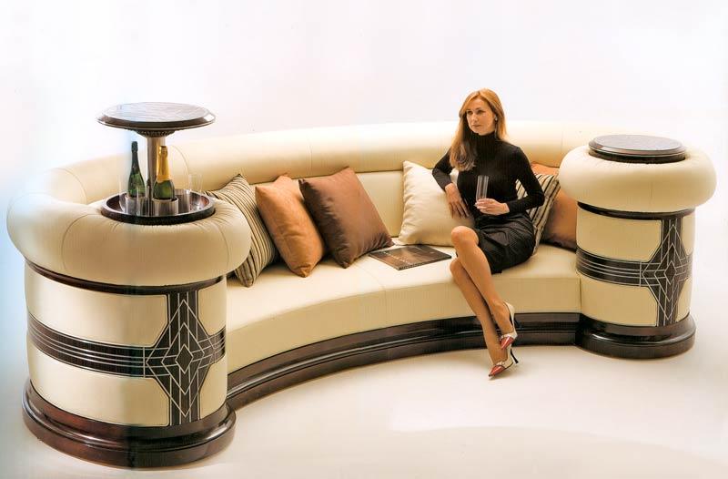 Мебель: выбираем новый диван