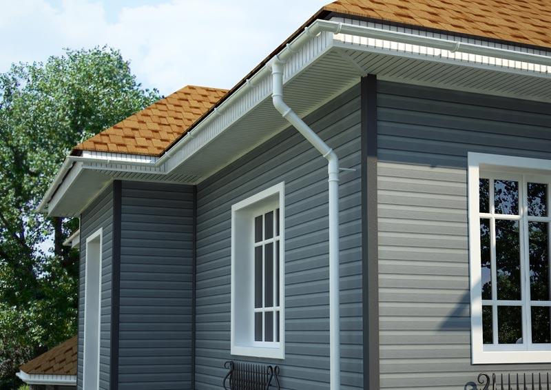 Сайдинг для красивой и долговечной отделки фасадов