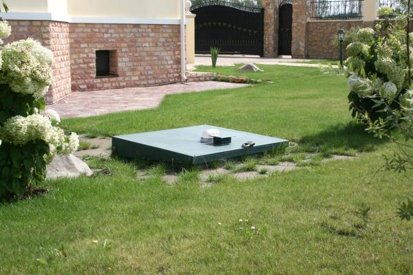 Септик топас – составляющая комфорта загородной жизни