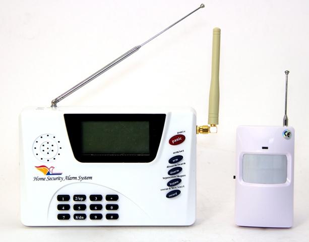 GSM сигнализация в вашем доме