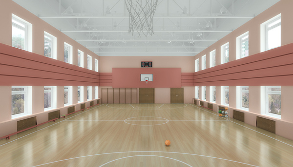 Освещение для спортзалов от компании «Строй-Проект»: от проекта до реализации