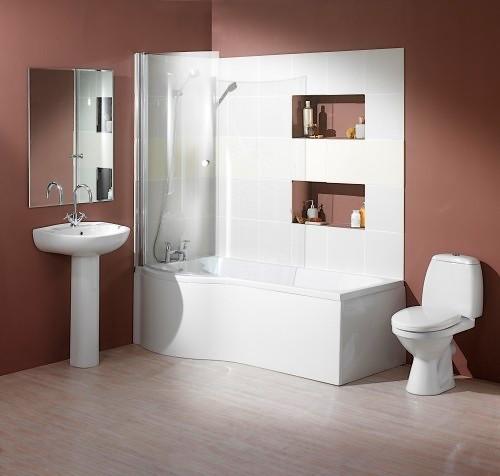 Как лучше обустроить ванную комнату?