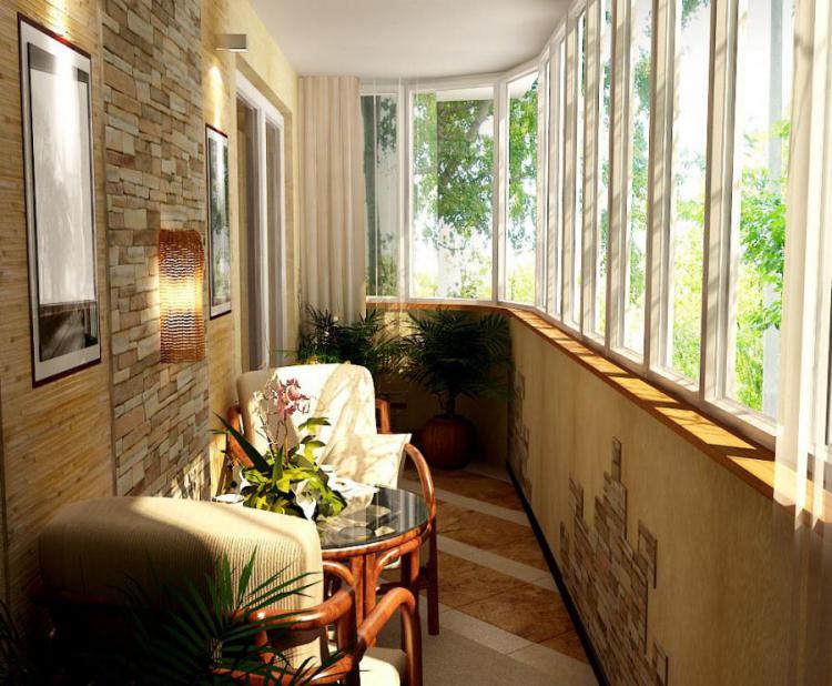 Остекление балконов: виды остекления балконов