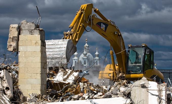Демонтаж и снос здания - как выбрать подрядчика?