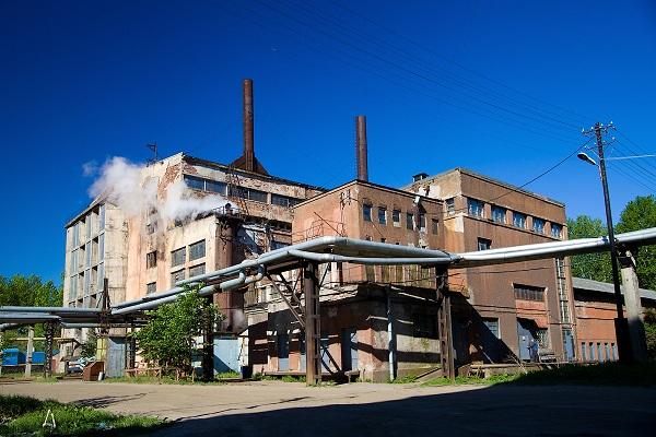 Демонтаж дымовых труб - технология процесса