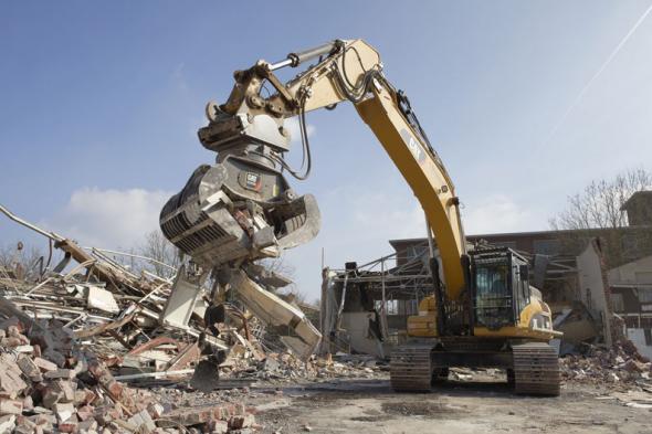 Cнос, демонтаж устаревших зданий и сооружений