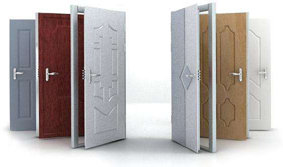 Наличники на металлические двери