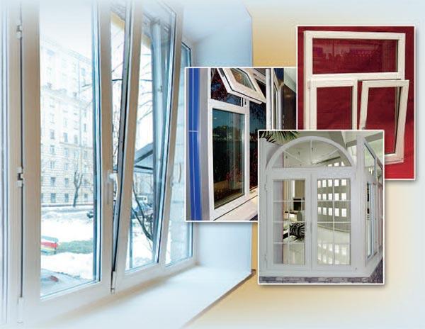 Пластиковые окна - характеристики и преимущества