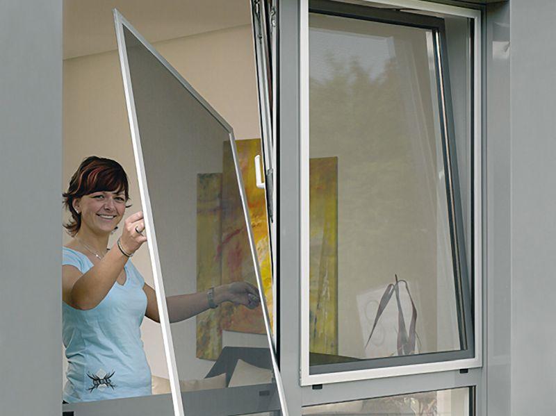 Безопасное окно: москитная сетка и защита от выпадения