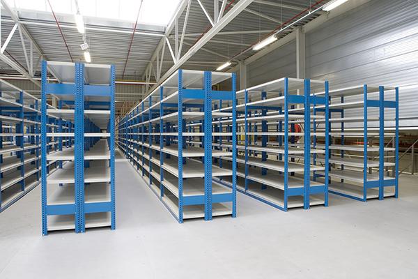 Покупка складского помещения и оборудование
